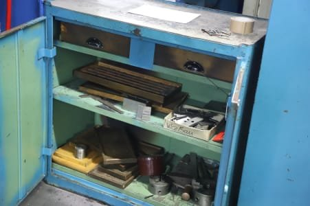 Workshop Drawer Cabinet with Content