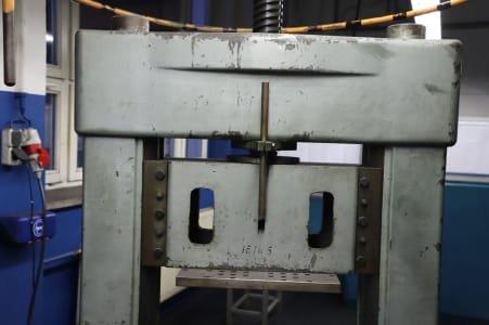 VEB PSHZ 40 Spindle Press