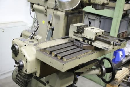 WMW VEB Tool Milling Machine