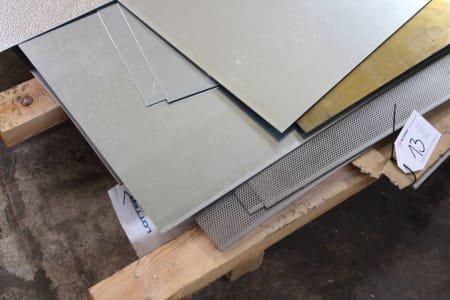 Lot Sheet Metal