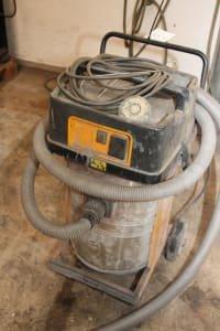 WAP TURBO Industrial Vacuum Cleaner