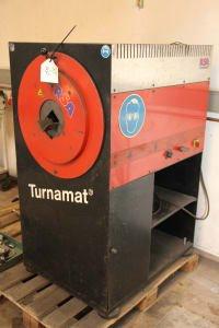 RSA TURNAMAT Sheet Metal Deburring Machine