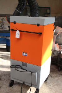 KEMPER FILTER-MASTER XL Mobile Welding Fume Extraction