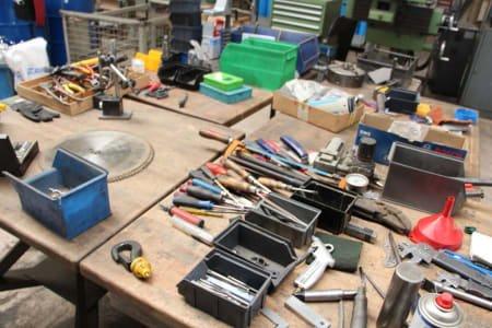 Large Lot Workshop Supplies