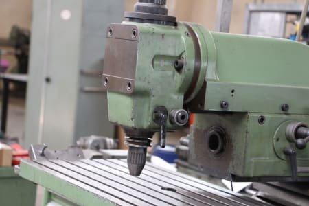 FRIEDRICH DECKEL FP 3 AKTIV Tool Milling Machine