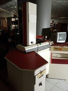 Máquina de prueba for Tools Profile