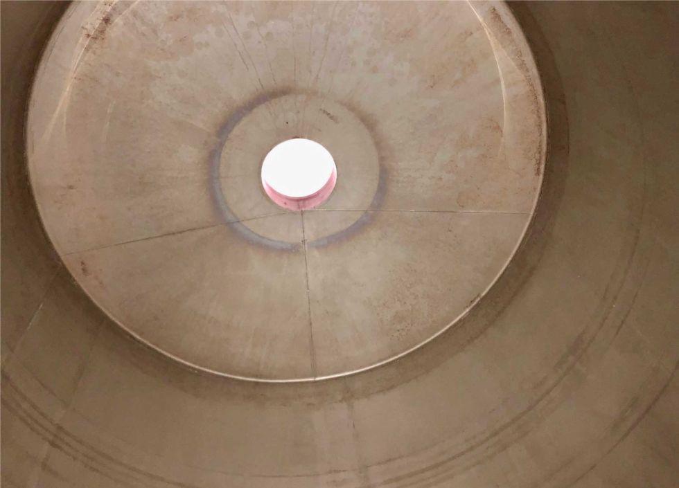 Depositos troncoconico - 244 HL