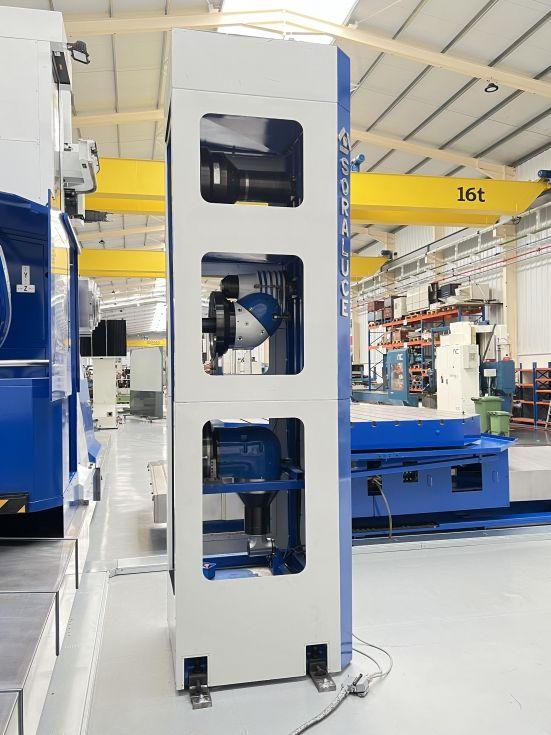Fresadora Columna Móvil Soraluce FS-8000