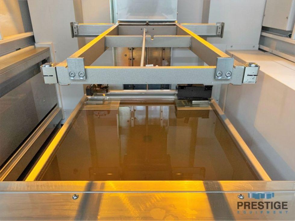 Impresora de estereolitografía 3D