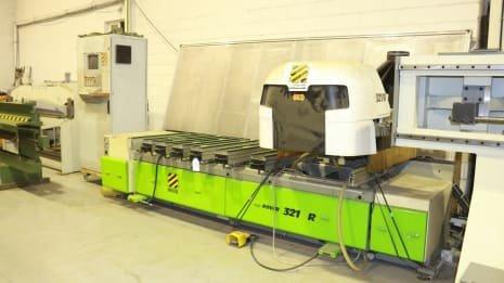 Centro de Mecanizado CNC BIESSE ROVER 321 R