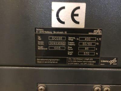 Máquina de corte láser ADIGE Adilas LT Combo 6030