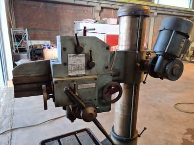 COMET RADIALE SR-35 Radial Drill