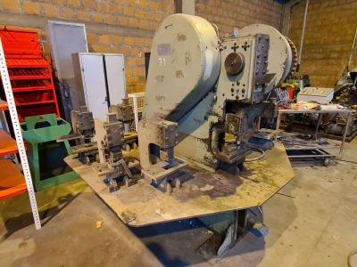EDEL VM 36/200 Punching Machine