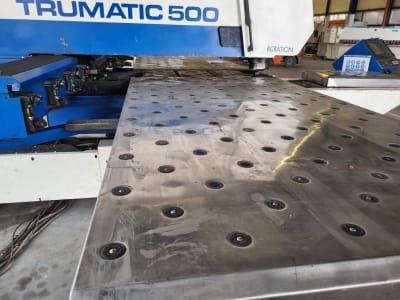 TRUMPF TRUMATIC 500 CN Punching Machine