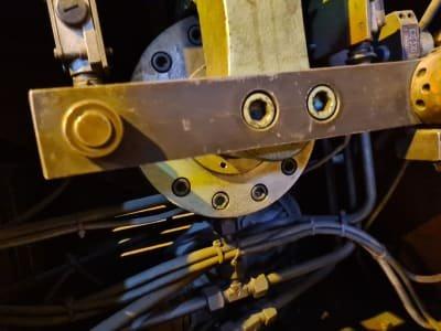 RASI 3 Pipe Bending Machine