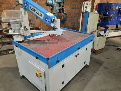 LOEWER SWG Lower Swing Grinding Machine
