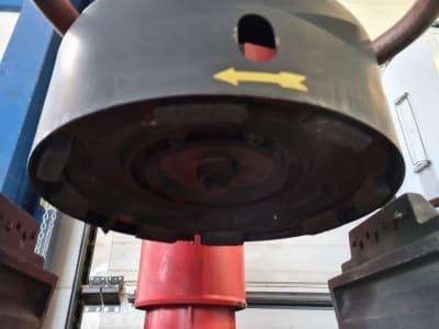 THOMAS 330 Polishing Machine