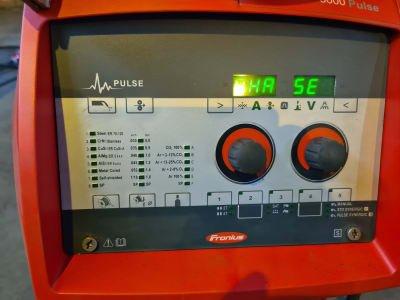 FRONIUS PULSE 3000 Welding Device