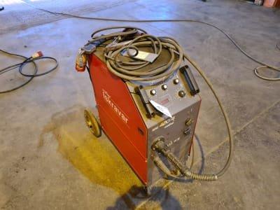 ISKRA MIG 420/4 Welding Device