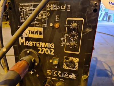 TELWIN MASTERMIG 270/2 Welding Device