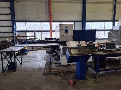 TRUMPF TRUMATIC 260 ROTATION CN Punching Machine