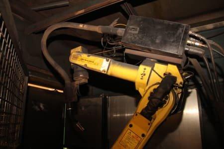 FANUC A05B-2460-B250 Robot Welding Cell