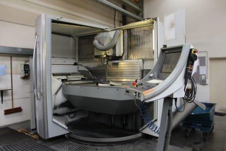 DECKEL MAHO DMU 100 T 4-Axis CNC Machining Centre