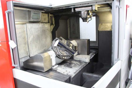 EXERON DIGMA HSC 800 5-Axis High-Speed Machining Centre
