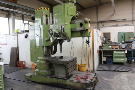 STROJ IMPORT V 0 50/1250 Radial Drilling Machine