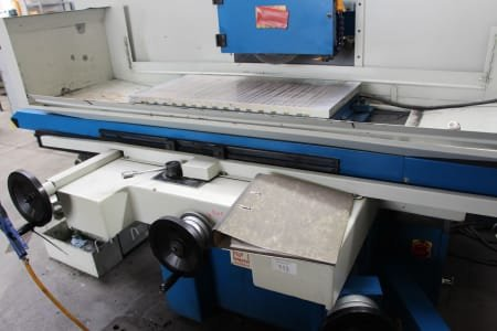 KNUTH HFS 4080 BC Surface Grinding Machine