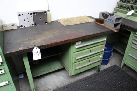 Workbench with Contents