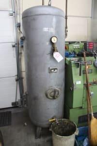 MIB Compressed Air Tank