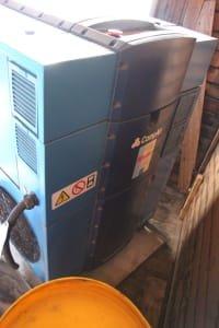 GARDNER DENVER L 22 RS-10 A Screw Compressor