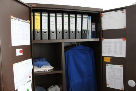 SSI SCHÄFER Workshop Cabinet