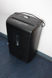 GENIE 1200 X File Shredder