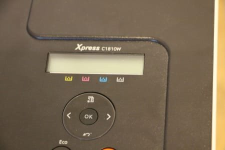SAMSUNG XPRESS C 1810 W Printer