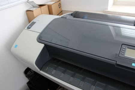 HP DESIGNJET T 770 Large Format Plotter