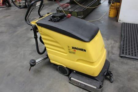 KÄRCHER Floor Scrubber