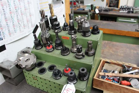 Lot Tool Holders SK 40