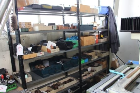 Workshop Rack with Contents