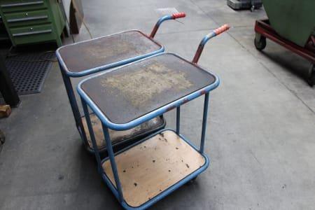 Lot Workshop Trolleys