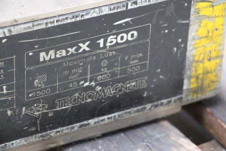 TECNOMAGNETE MAXX 1500 Lifting Magnet