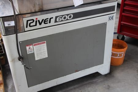 OCEAN RIVER 600 Starting Hole Eroding Machine