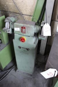 REMA DS 2/200 Double-Wheeled Bench Grinder