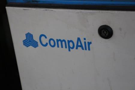 COMPAIR START-0101 Screw Compressor
