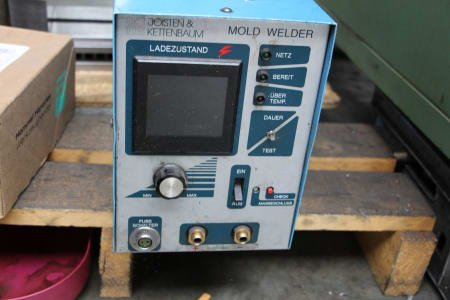 JOISTEN & KETTENBAUM MOLD-WELDER INWIIX Welding Machine