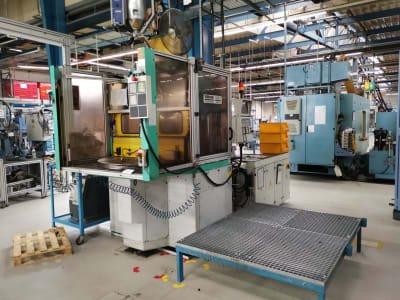 ARBURG Allrounder 1200T 800-60 Vertical injection moulding machine