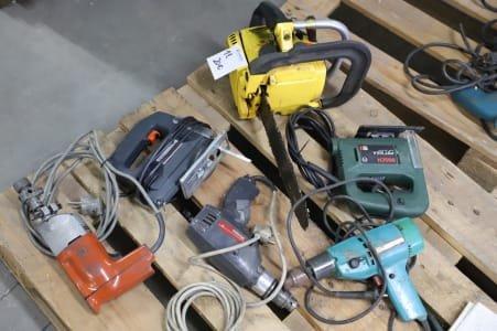 Lot Hand Tools