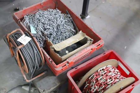 Lot Workshop Supplies
