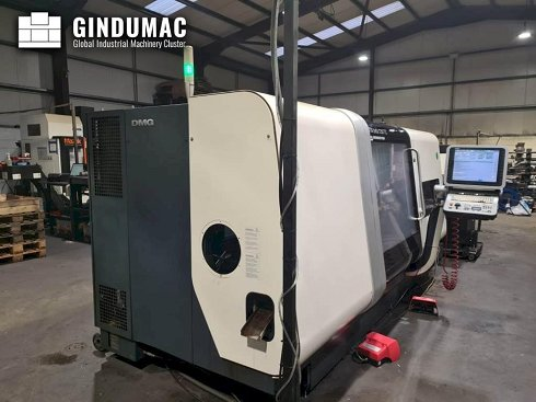 DMG GILDEMEISTER CTX beta 1250 TC